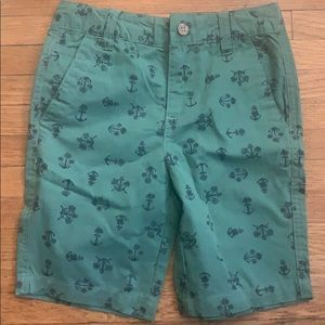 Lucky Brand boy shorts green 4/5